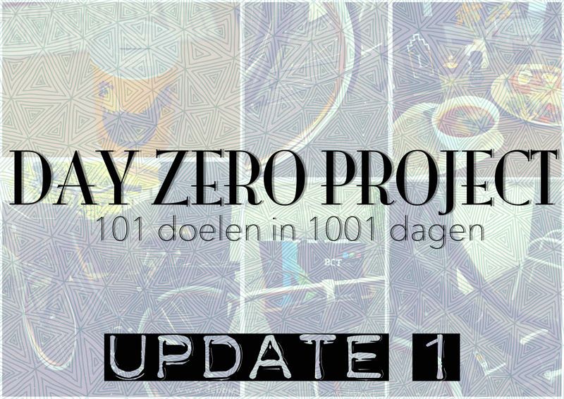 Day Zero Project update #1