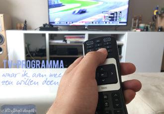 TV-programma waar ik aan mee zou willen doen