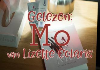 Gelezen: Mo van Lizette Colaris - ©debbieschrijft.nl