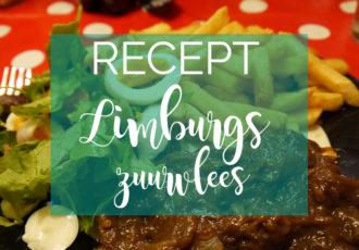 Een recept voor heerlijk, écht Limburgs zuurvlees!