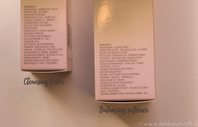 Shiseido_Benefiance_ingredienten