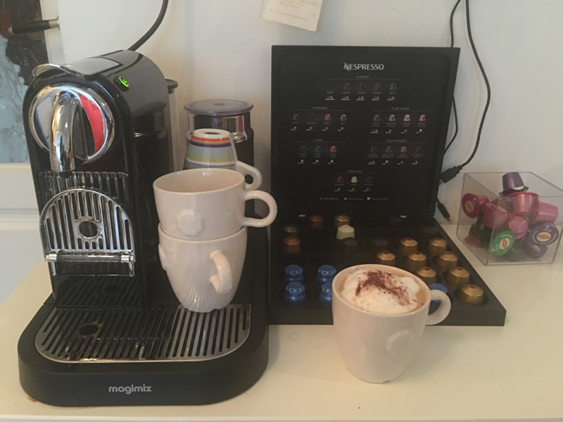 En dan is het zondag - Nespresso