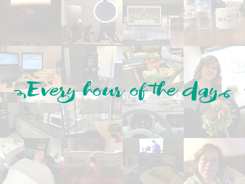 Every Hour of the Day - 07-03-2016 - debbieschrijft.nl