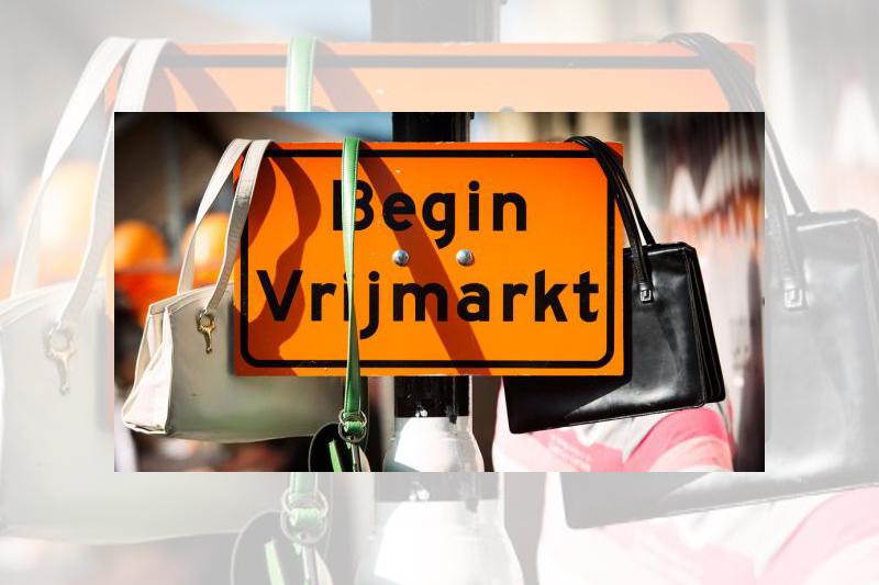 Koningsdag 2016 - vrijmarkt