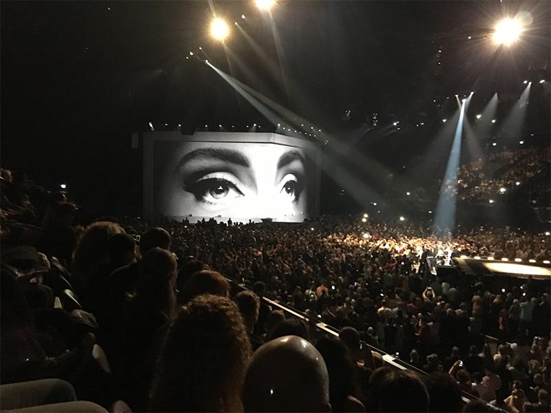 Verslag concert Adele in Ziggo Dome Amsterdam op vrijdag 3 juni 2016
