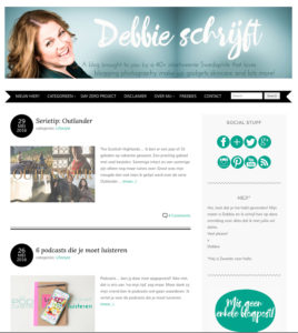 Oude lay-out Adelle
