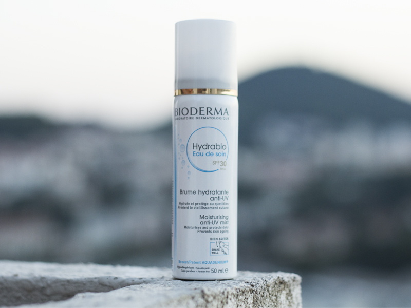 Review: Bioderma Hydrabio eau de soin SPF 30