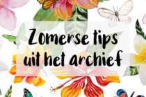 zomerse tips-header