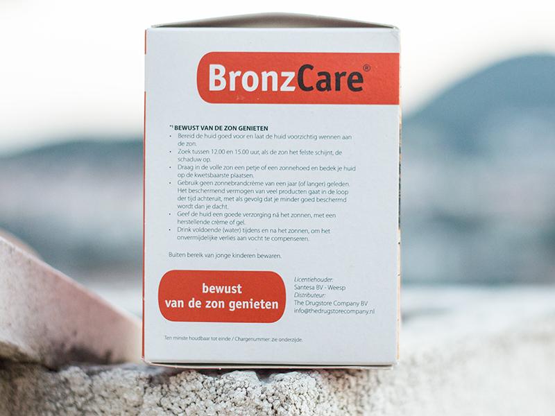 Review: BronzCare zonvoorbereiding voor de huid