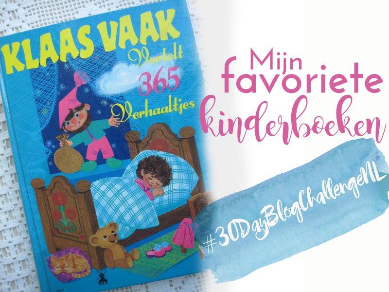 Mijn favoriete kinderboeken