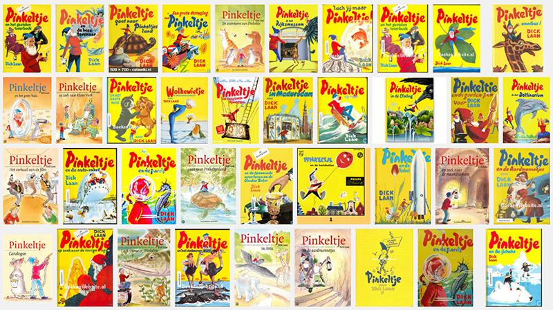 Mijn favoriete kinderboeken: Pinkeltje