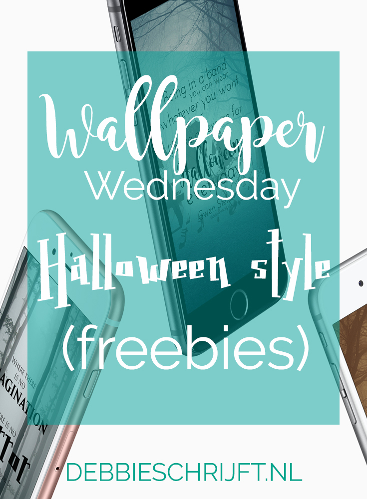 Free wallpapers for your smartphone - Halloween style!
