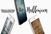 Wallpaper Wednesday: Halloween - debbieschrijft.nl