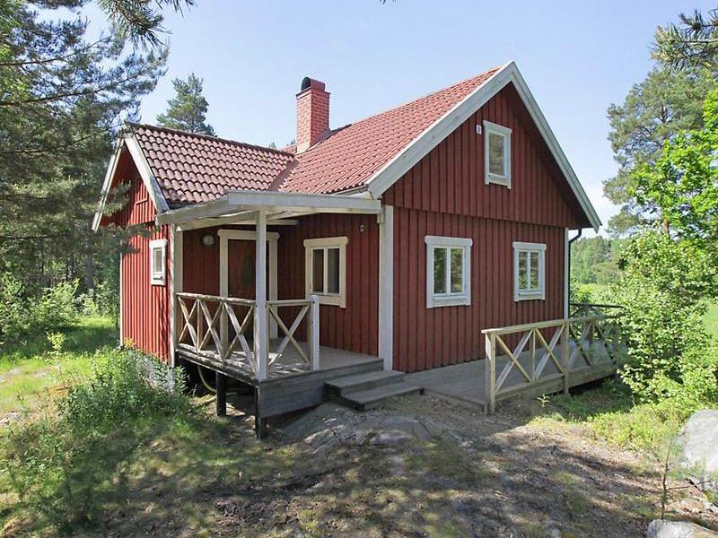 Typisch Zweeds vakantiehuis - debbieschrijft.nl