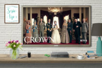 Serietip: The Crown - via Netflix