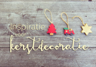 Inspiratie kerstdecoratie - ©debbieschrijft.nl