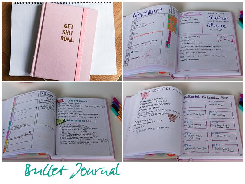 3 populaire manieren om te plannen | ©debbieschrijft.nl